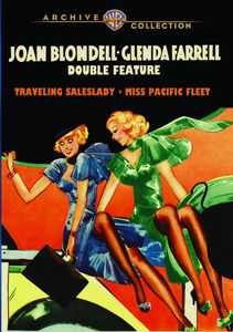 Traveling Saleslady /  Miss Pacific Fleet (Joan Blondell and Glenda Farrell Double Feature)