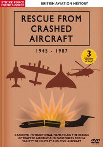 Rescue From Crashed Aircraft 1945-87 [Import]