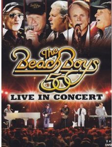 Beach Boys 50-Live in Concert [Import]