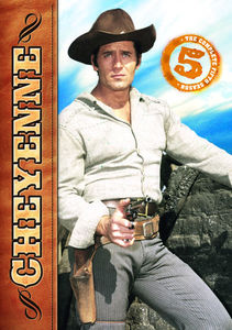 Cheyenne: The Complete Fifth Season , Clint Walker