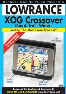 Lowrance Xog Crossover: Road,Trail,Water