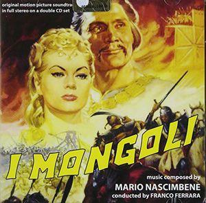 I Mongoli (Original Soundtrack) [Import]