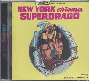New York Chiama Superdrago /  O.S.T.