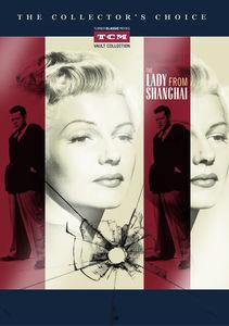 The Lady From Shanghai , Rita Hayworth