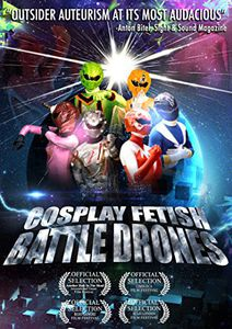 Cosplay Fetish Battle Drones