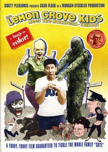 The Lemon Grove Kids Meet the Monsters