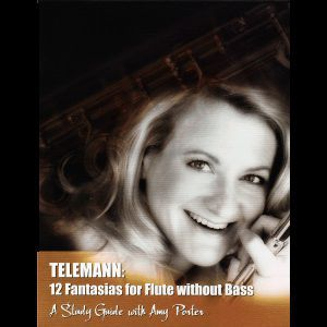 12 Fantasias for Flute Without Bass