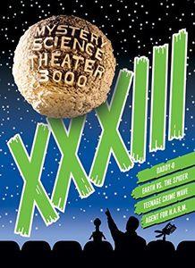 Mystery Science Theater 3000: Volume XXXIII