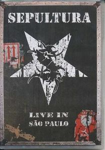 Sepultura Live in Sao Paulo [Import]