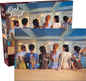Pink Floyd - Back Art 1000 PC Jigsaw Puzzle