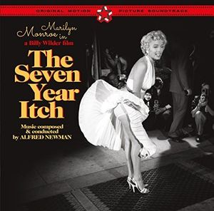 The Seven Year Itch + 23 Bonus Tracks (Original Soundtrack) [Import]