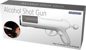 Barbuzzo Alcohol Shot Gun