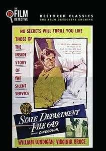 State Department: File 649