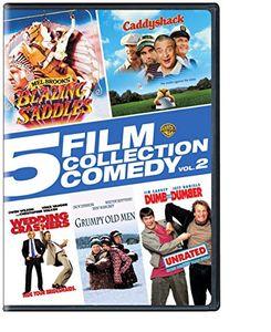 5 Film Classic Comedy Collection, Vol. 2