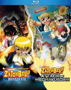 Zatch Bell Movies
