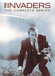 The Invaders: The Complete Series , Roy Thinnes