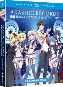 Akashic Record Of Bastard Magic Instructor: The Complete Series