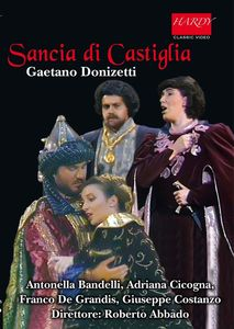Donizetti: Sancia Di Castiglia
