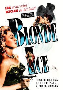 Blonde Ice , Robert Paige