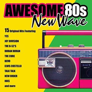 Awesome 80s: New Wave (Various Artists) , Various Artists
