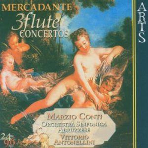Three Flute Concertos