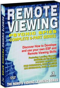 Psychic Spies: Remote Viewing DVD Learning - Comp
