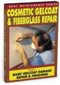 Cosmetic Gelcoat and Fiberglass Repair and Finishing