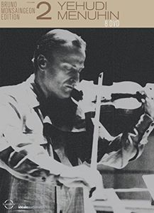 Bruno Monsaingeon Edition 2-Yehudi Menuhin