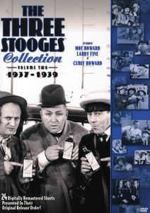 The Three Stooges Collection: Volume 2: 1937-1939
