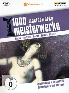 Symbolism and Art Nouveau: 1000 Masterworks