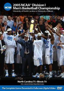 2005 NCAA Championship North Carolina Vs. Illinois