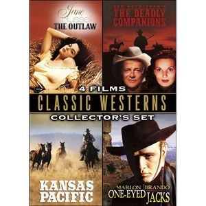 Classic Westerns: 4 Film Collector's Set