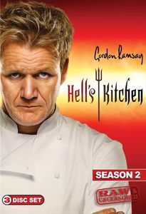 Hell's Kitchen: Season 2: Raw & Uncensored