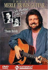 Real Merle Travis Guitar: Like Father, Like Son