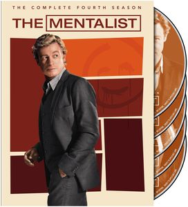 The Mentalist: The Complete Fourth Season