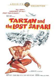 Tarzan and the Lost Safari