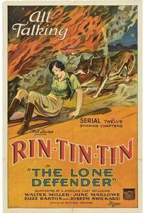 Lone Defender (1930) Serial (Remastered)