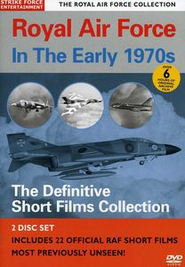 Royal Air Force in the Early 1970s: Definitive Sho [Import]