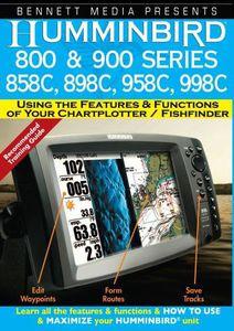 Humminbird 800 and 900 Series 858c, 898c, 958c, 998c
