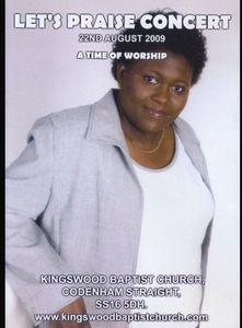 Lets Praise Concert DVD