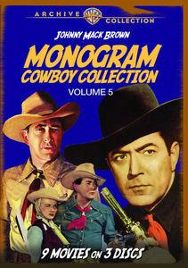 Monogram Cowboy Collection: Volume 5