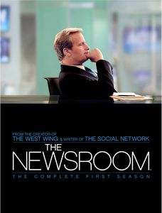 The Newsroom: The Complete First Season