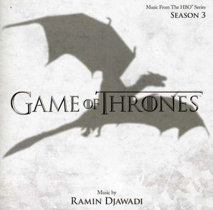 Game of Thrones: Season 3 (Music From the HBO Series) [Import]
