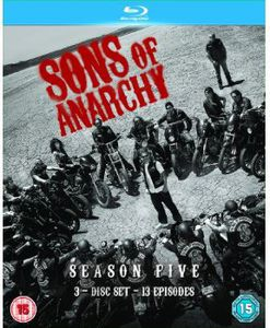 Sons of Anarchy-Season 5 [Import]