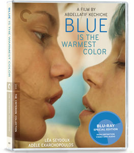 Blue Is the Warmest Color (Criterion Collection)