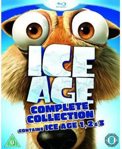 Ice Age 1-3 Collection [Import]