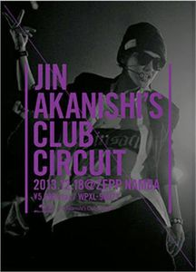 Jin Akanishi's Club Circuit Tour [Import]