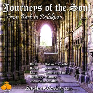 Journeys of Soul: From Bach to Balakirev