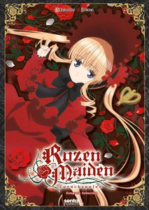 Rozen Maiden: Zuruckspulen: Complete Collection