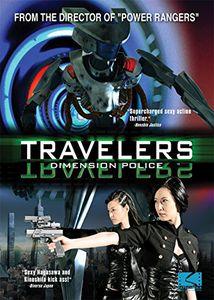 Travelers: Dimension Police
